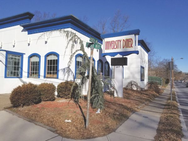 Union OKs apartments for old University Diner property